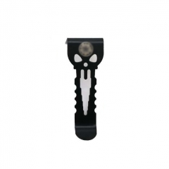 Vape Clip for Atomizers/ Mods/ Electronic Cigarettes - Black