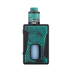 Authentic Aleader Bhive 100W TC VV VW Squonk BF Mod w/Bhive RDA Kit - Green
