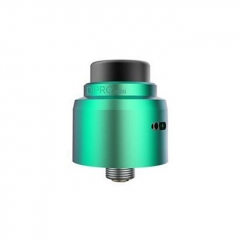 Authentic CoilART DPRO Mini 22mm RDA Rebuildable Dripping Atomizer w/BF Pin - Green