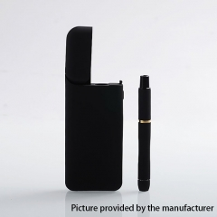 Gemei Style All-in-one Battery Mod Starter Kit with PCC 1ml - Black