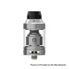 Authentic Hugsvape Lotus 24mm RTA Rebuildable Tank Atomizer 2ml/5ml - Silver