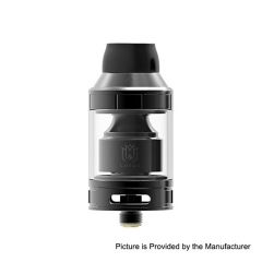 Authentic Hugsvape Lotus 24mm RTA Rebuildable Tank Atomizer 2ml/5ml - Black