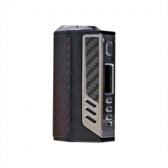 Authentic Lost Vape Triade DNA250C 300W TC VW Variable Wattage Box Mod - Red Kevlar