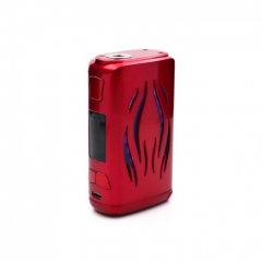 Authentic Avidvape Ghost Inhale 200W TC Temperature Control Box Mod - Red