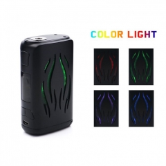 Authentic Avidvape Ghost Inhale 200W TC Temperature Control Box Mod - Black