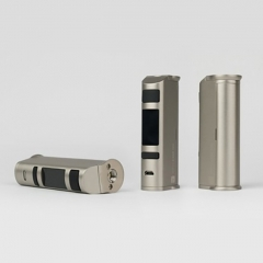 Authentic SERIES-B DNA 75W 18650 Temperature Control APV VV/VW Box Mod 23mm - Silver