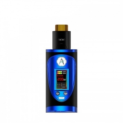 Authentic Avidvape Throne Squonker 200W TC Temperature Control VV/VW Kit - Blue