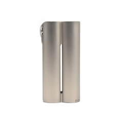 Authentic Squid Industries Double Barrel V2.1 150W VW Variable Wattage Box Mod - Silver