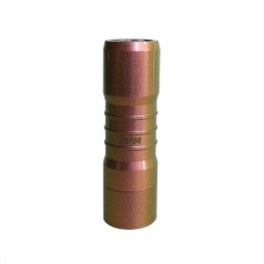 El Th Style Hybrid 18650/20700 26mm Mechanical Mod - Copper