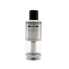 (Ships from Germany)ULTON Bogati Style 316SS 23mm RTA Rebuildable Tank Atomizer 5ml (No Logo) - Silver