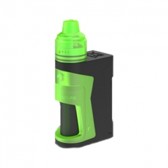 Pre-Sale Authentic Vandy Vape Simple EX BF Squonk Full Kit - Green