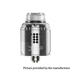 Authentic Digiflavor Drop Solo 22mm RDA Rebuildable Dripping Atomzier w/ BF Pin - Silver