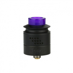 Authentic Timesvape Reverie 24mm RDA Rebuildable Dripping Atomizer w/BF Pin - Black