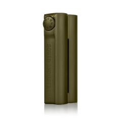 Authentic Squid Industries Double Barrel V2.1 150W VW Variable Wattage Box Mod - Army Green