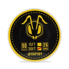 Authentic Vapjoy CSJ007 Ni90 Wire 26AWG - 30FT