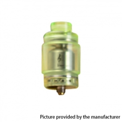 Authentic Ystar Beethoven 24.7mm RTA Rebuildable Tank Atomizer 5.5ml - Green
