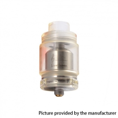 Authentic Ystar Beethoven 24.7mm RTA Rebuildable Tank Atomizer 5.5ml - Yellow