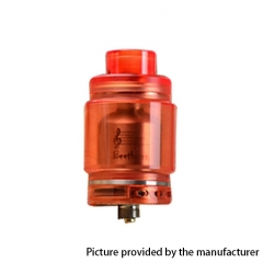 Authentic Ystar Beethoven 24.7mm RTA Rebuildable Tank Atomizer 5.5ml - Red