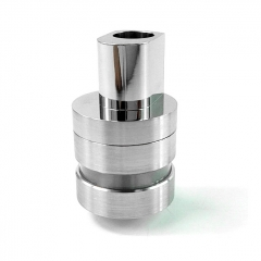 Kindbright Monad v2 Style 22mm Genesis MTL Rebuildable Tank Atomizer 2ml - Silver