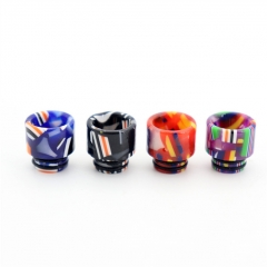 510 Replacement Flag Style Drip Tip 1pc - Random Color