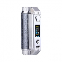 Authentic SXmini SL Class 100W SX485J 18650/20700/21700 TC VW Mod - Steel Grey Tang