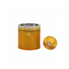 ULTON Nano Kit for Typhoon GT 4 w/PEI Drip Tip - Yellow