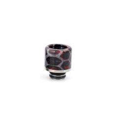 Clrane 510 Replacement Drip Tip Anti-Split 1pc - Black Red