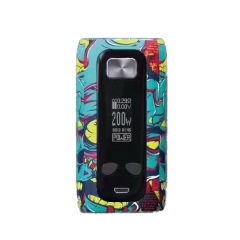 Authentic ThinkVape Thor 200W TC Temperature Control VW Box Mod - Devil