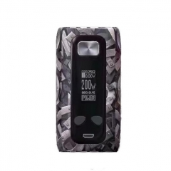 Authentic ThinkVape Thor 200W TC Temperature Control VW Box Mod - Letter