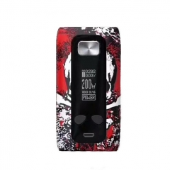 Authentic ThinkVape Thor 200W TC Temperature Control VW Box Mod - Skull