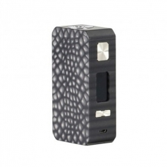 Pre - Sale Authentic Eleaf Saurobox 220W TC VW Variable Wattage Box Mod - Black