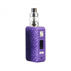 Pre-Sale Authentic Eleaf Saurobox 220W TC VW Variable Wattage Box Mod + ELLO Duro Tank 6.5ml Kit - Purple