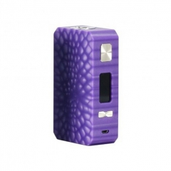Pre - Sale Authentic Eleaf Saurobox 220W TC VW Variable Wattage Box Mod - Purple