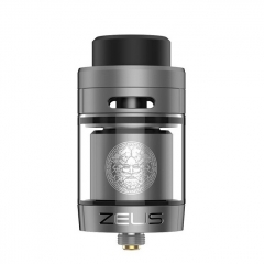 Authentic Geekvape  Zeus Dual RTA 26mm Rebuildable Tank Atomizer Standard Edition 4ml - Gun Metal