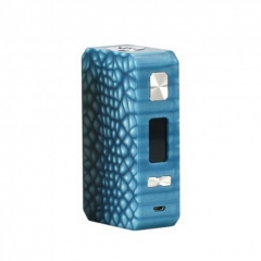 Pre - Sale Authentic Eleaf Saurobox 220W TC VW Variable Wattage Box Mod - Blue