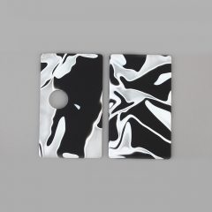 SXK Replacement Front + Back Cover Panel for BB 60W/70W Mod - Black White