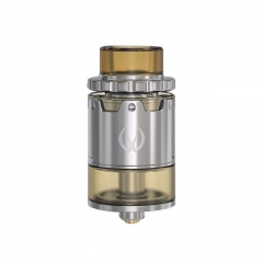 Pre-Sale Authentic Vandy Vape Pyro V2 24mm RDTA Rebuildable Dripping Tank Atomizer w/ BF Pin 4ml - Silver