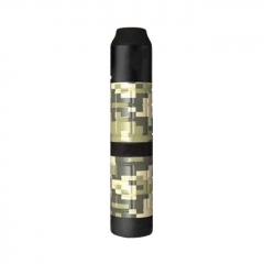 God Style Mechanical Mod w/ Elite Atomizer Kit - Camouflage Green