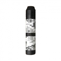 God Style Mechanical Mod w/ Elite Atomizer Kit - Camouflage White