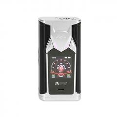 Vaptio Super Bat 220W VW TC Temperature Control  APV Box Mod - Silver