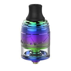 Pre-Sale Authentic Vapefly Galaxies 22mm MTL Squonk RDTA Rebuildable Dripping Tank Atomizer w/ BF Pin 2ml - Rainbow