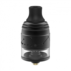Pre-Sale Authentic Vapefly Galaxies 22mm MTL Squonk RDTA Rebuildable Dripping Tank Atomizer w/ BF Pin 2ml - Black