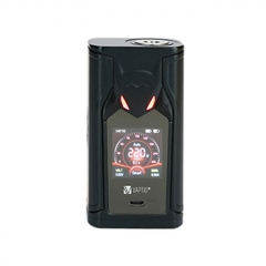 Vaptio Super Bat 220W VW TC Temperature Control  APV Box Mod - Black