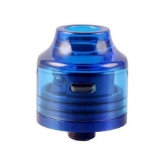 Authentic Oumier Wasp Nano Mini RDA Rebuildable Dripping Atomizer w/ BF Pin - Blue