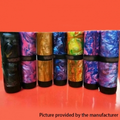 GOD Style 18650 Hybrid Mechanical Mod 25mm 1pc - Random Color