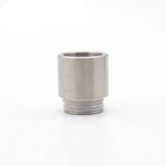 Clrane 810 Replacement SS Drip Tip 1pc - Silver