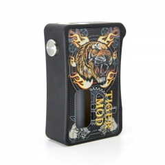 F.L.H.S. Brand Tiger 20700 BF Squonk Mechanical Box - Black