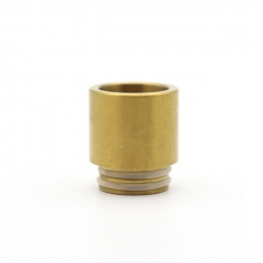Clrane 810 Replacement SS Drip Tip 1pc - Gold