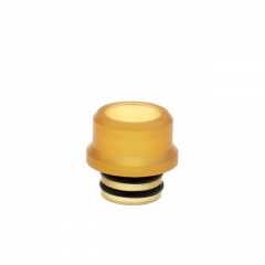 Coppervape Replacement 510 Drip Tip for Skyfall Style RDA 12mm (1pcs) - Yellow