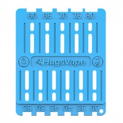Hugsvape Coil Trimming Tool - Blue